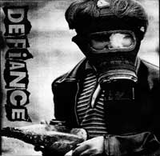 Defiance #1 - Gas Mask Backpatch