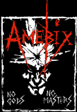 Amebix #6 No Gods No Masters Backpatch