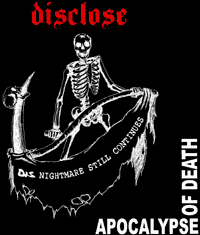 Disclose - Apocalypse of death Backpatch