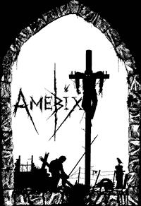Amebix Church Backpatch
