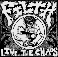 Filth #1 - Live the Chaos Backpatch