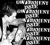 Government Issue Backpatch
