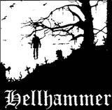 Hell Hammer #2 Backpatch