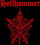 Hell Hammer #3 Backpatch