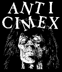 Anti Cimex #3(Corpse Head) Backpatch