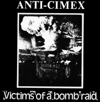 Anti-Cimex - Victims of a Bomb Raid Backpatch
