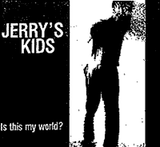 Jerry's Kids Backpatch