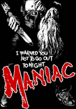 MANIAC #1 - Backpatch