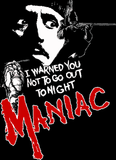 MANIAC #2 - Collage Backpatch