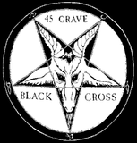 45 Grave Backpatch