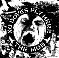 MOB - No Doves Fly Here Backpatch
