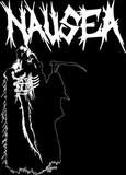 Nausea #4 - Reaper Backpatch