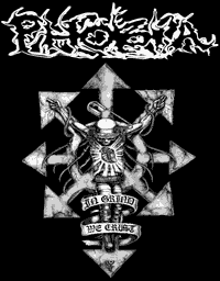Phobia - In Grind We Trust Backpatch
