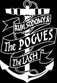 Pogues #3. The Backpatch