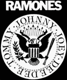 Ramones #1 Backpatch