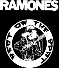 Ramones #2 Backpatch