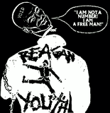 Reagan Youth Backpatch