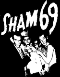 Sham 69 Backpatch