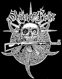 State of Fear #1 Backpatch