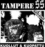 Tampere SS Backpatch