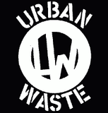 Urban Waste Backpatch