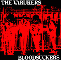 Varukers - Bloodsuckers, The Backpatch