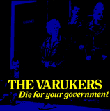 Varukers #3, The Backpatch