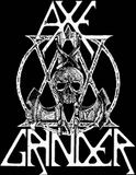 Axegrinder #3 Backpatch