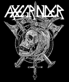 Axegrinder #5 Backpatch