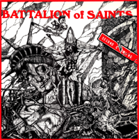 Battalion of Saints #2 2nd Coming Backpatch