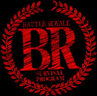 Battle Royale Backpatch