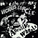 Abrasive Wheels #1 Backpatch