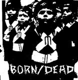 Born/Dead #1 Backpatch