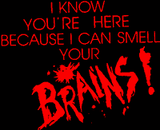 SMELL BRAINS - Backpatch