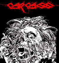Carcass #1 Backpatch