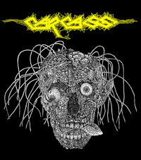 Carcass #2 Backpatch