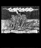 Carcass #4 - Flesh Ripping Sonic Torment Backpatch