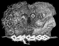 Carcass 3 Faces Backpatch