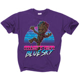 GUARDIANS OF THE GALAXY - Baby Groot Mister Blue Sky T Shirt