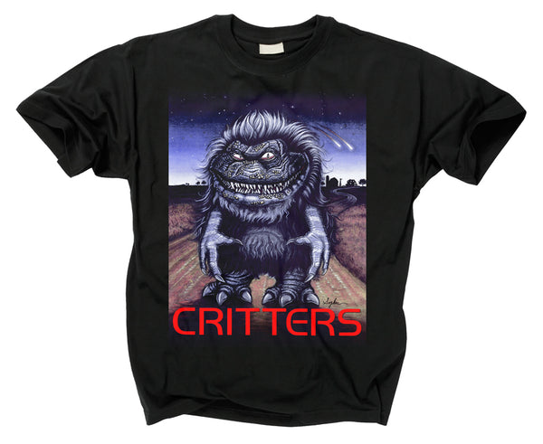 CRITTERS - Critters poster T Shirt