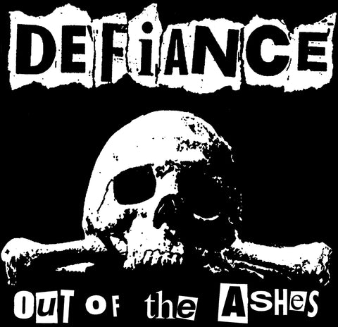 DEFIANCE - OUT OF THE ASHES SMALL PATCH