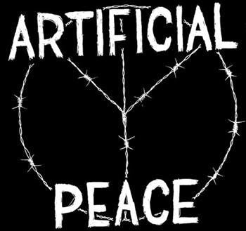 ARTIFICIAL PEACE - Assault And Battery backpatch