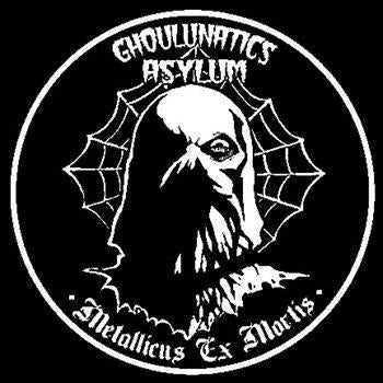 GHOUL #2 GHOULUNATICS ASYLUM SMALL PATCH