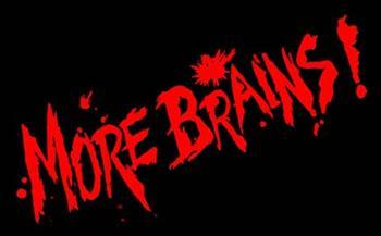 MORE BRAINS - SMALL PATCH