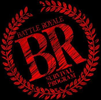 BATTLE ROYALE SMALL PATCH