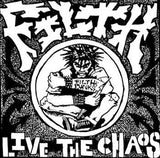 FILTH #1 LIVE THE CHAOS SMALL PATCH