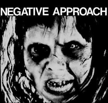 NEGATIVE APPROACH #2 SMALL PATCH