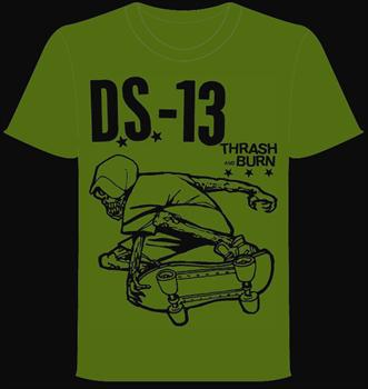 Demon System 13  - T shirt