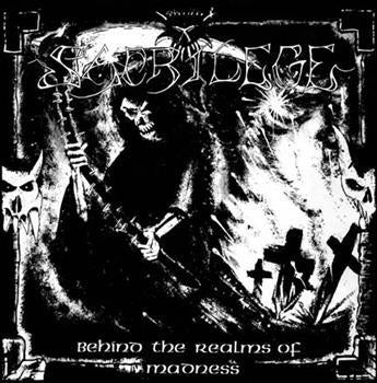 SACRILEGE - Behind The Realms Of Madness backpatch