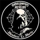 GHOUL #2 - ghoulunatics asylum backpatch